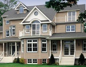 New roofing, siding, doors, windows